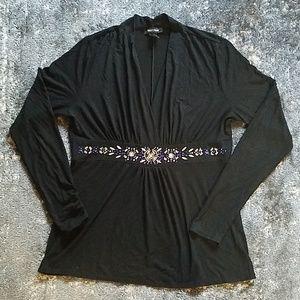 {White House Black Market} Dressy Shirt